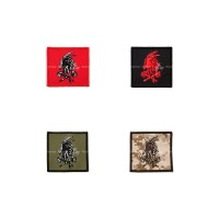 Silent Professional NSWDG Red Team patch (Red / Black / OD / AOR1)