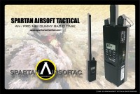 Spartan Airsoft AN/PRC 148 dummy radio case