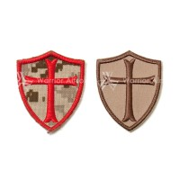 Silent Professional Crusader Patch set 1