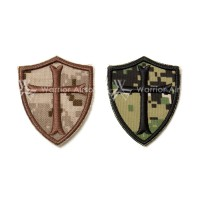 Silent Professional Crusader Patch set 2