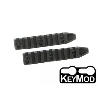 DYTAC URX4 9-Slot Rail - KeyMod System (Pack of 2)