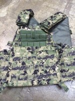 VGC 6094 Type A Plate Carrier Vest ( AOR2 ) ( 2014 Ver. ) ( Limited )